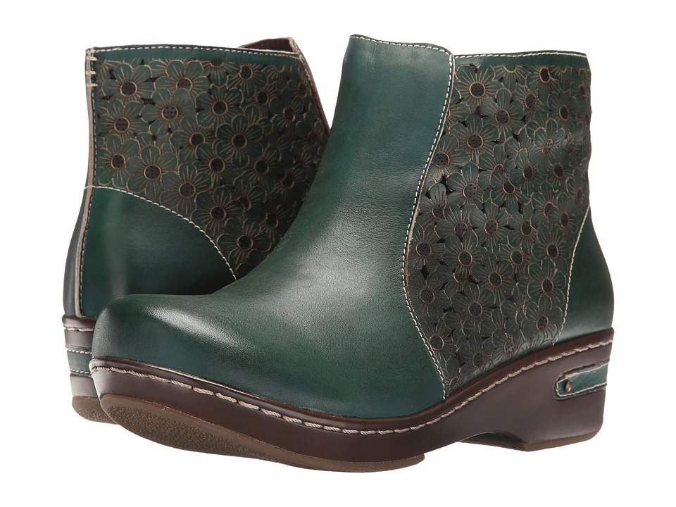Spring Step Lene (Teal) Women