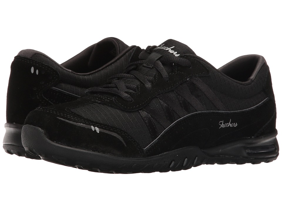 SKECHERS - Active Easy-Air Day-By-Day (Black) Women's Shoes
