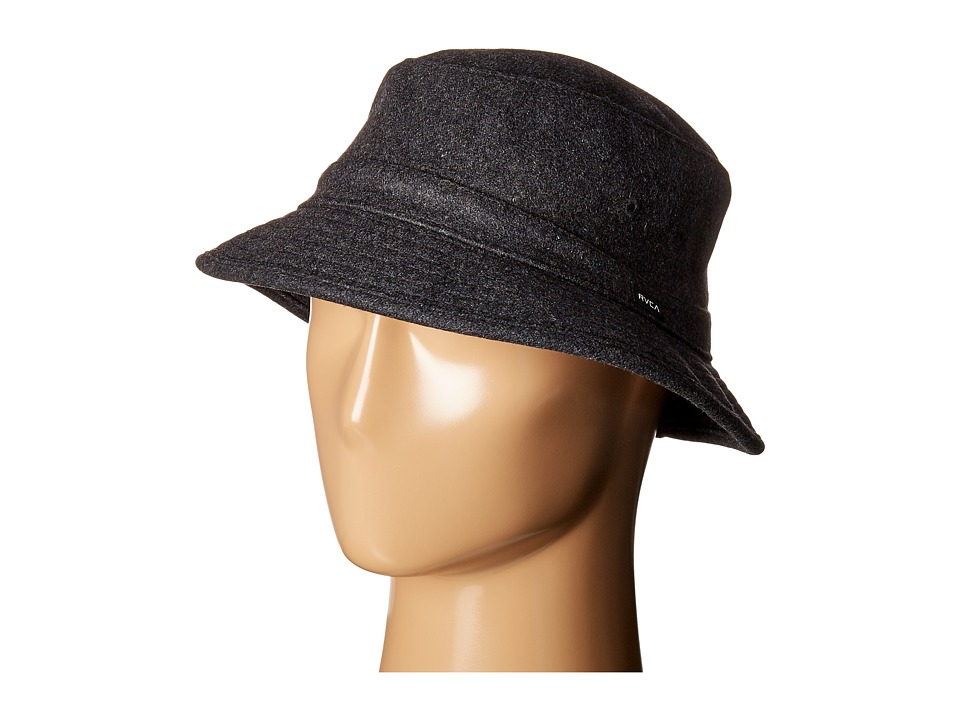 RVCA - Oak Bucket (Charcoal) Bucket Caps