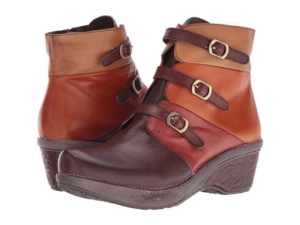 L'Artiste by Spring Step - Bohani (Brown) Women's Pull-on Boots