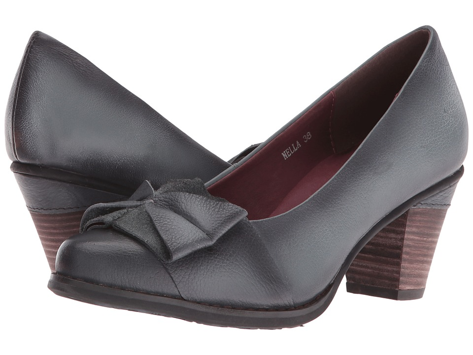 Spring Step Nella (Lavender) High Heels