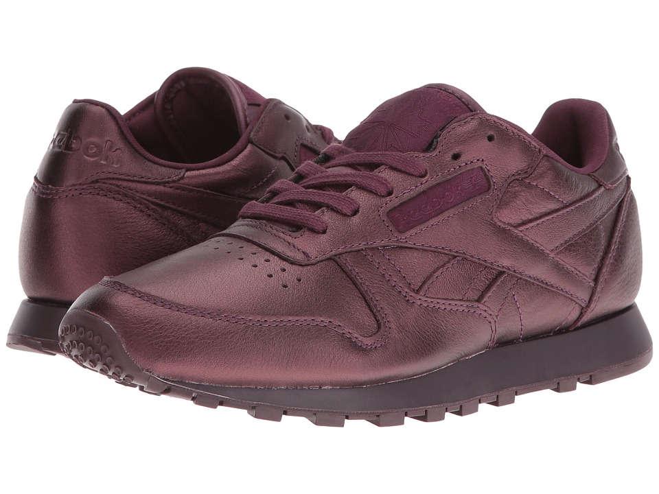 Reebok - Classic Leather Face (Ambition/Wonder) Women's Shoes