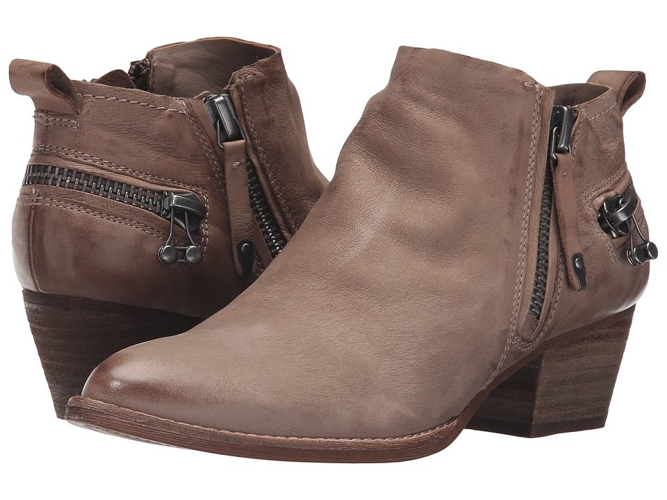 Dolce Vita - Saylor (Taupe Nubuck) Women's Shoes