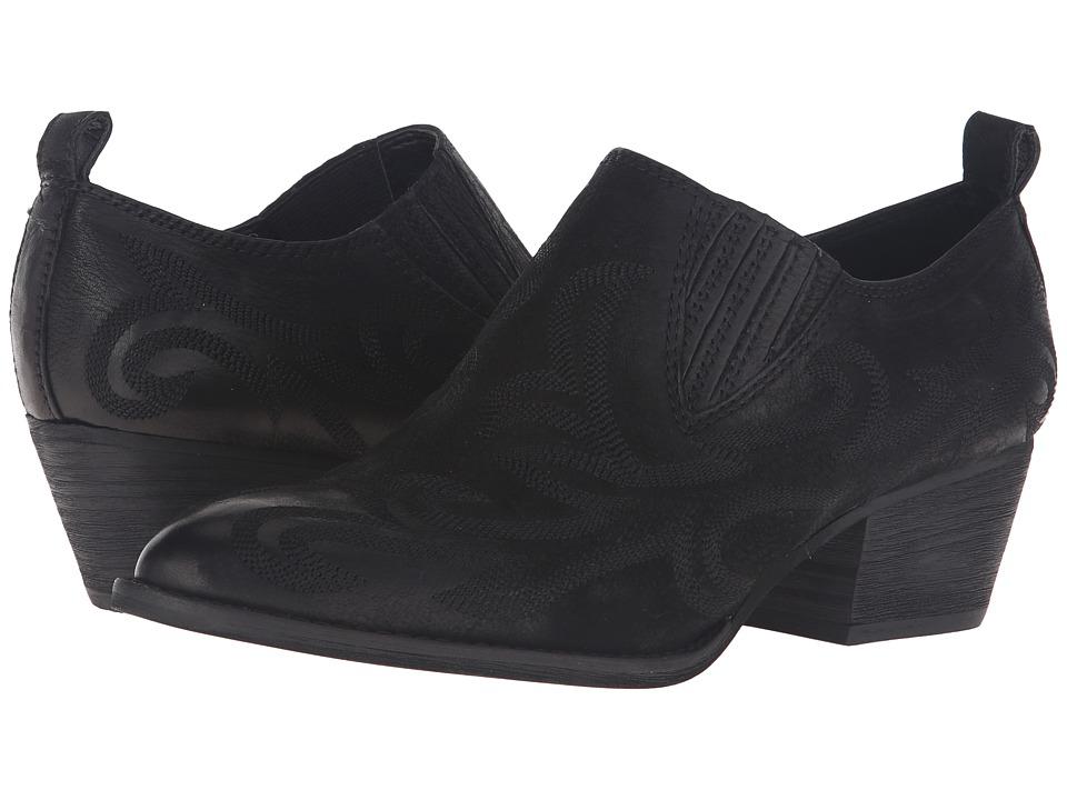 Dolce Vita - Samson (Black Nubuck) Women's Shoes