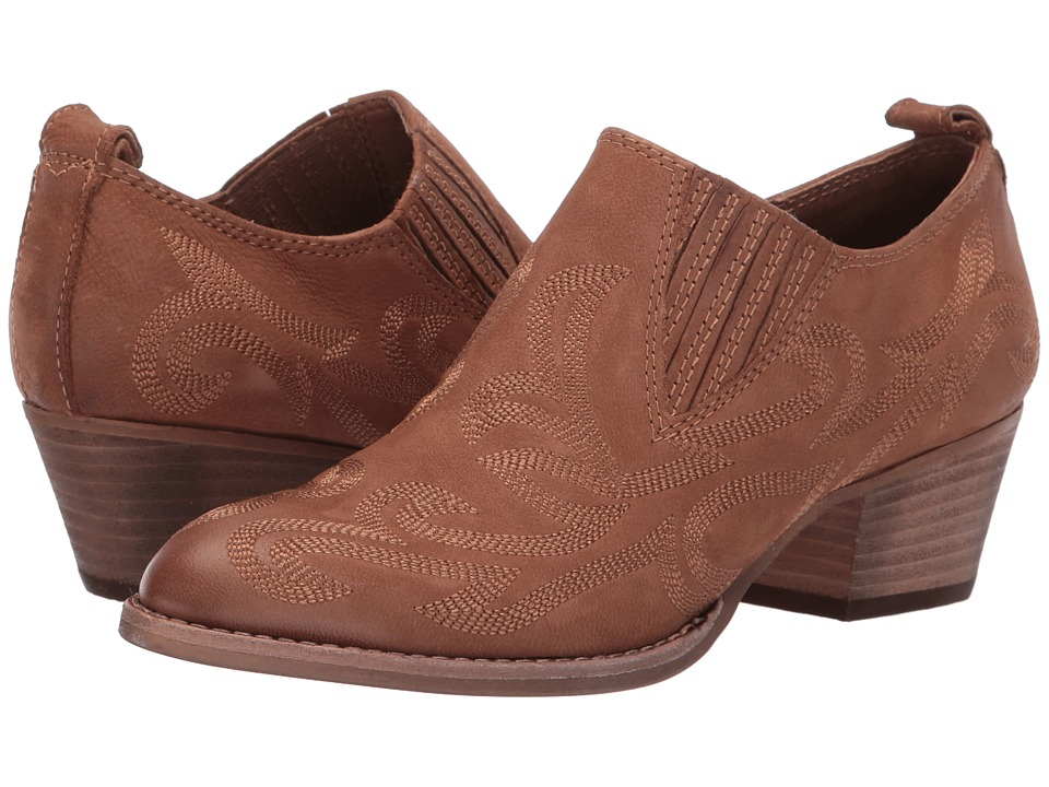 Dolce Vita - Samson (Teak Nubuck) Women's Shoes