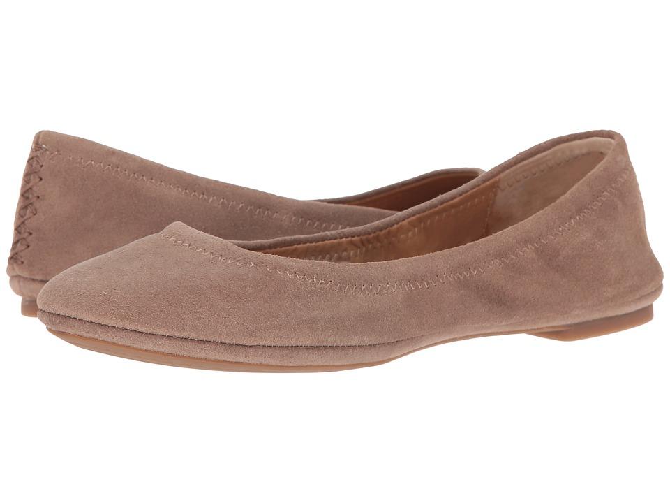 Lucky Brand - Emmie (Sesame) Women's Flat Shoes