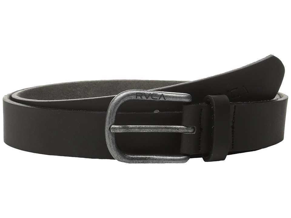 RVCA - Wilshire Belt (Black) Men's Belts