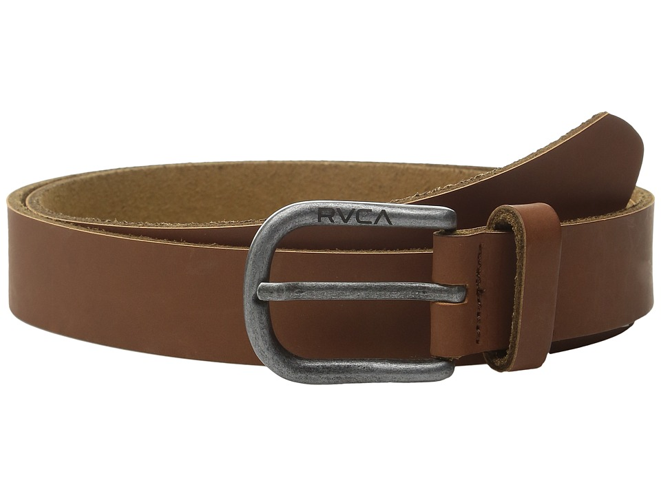 RVCA - Wilshire Belt (Tan) Men's Belts