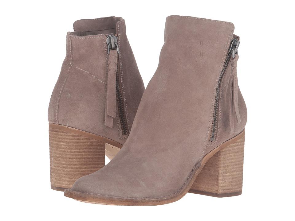 Dolce Vita - Lana (Dark Taupe Suede) High Heels