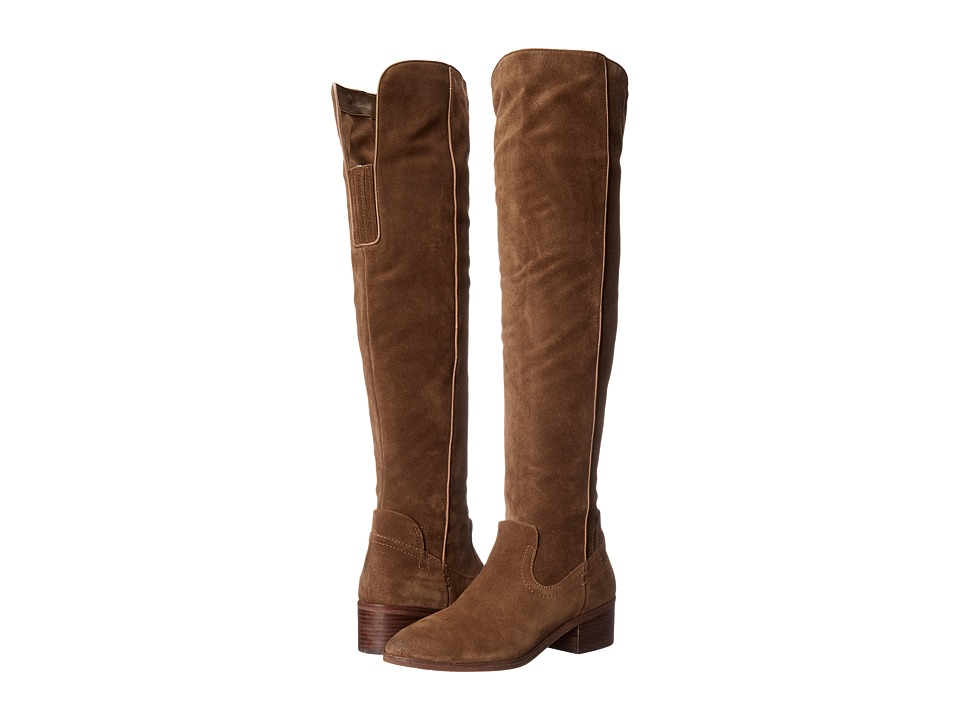 Dolce Vita - Kitt (Khaki Suede) High Heels