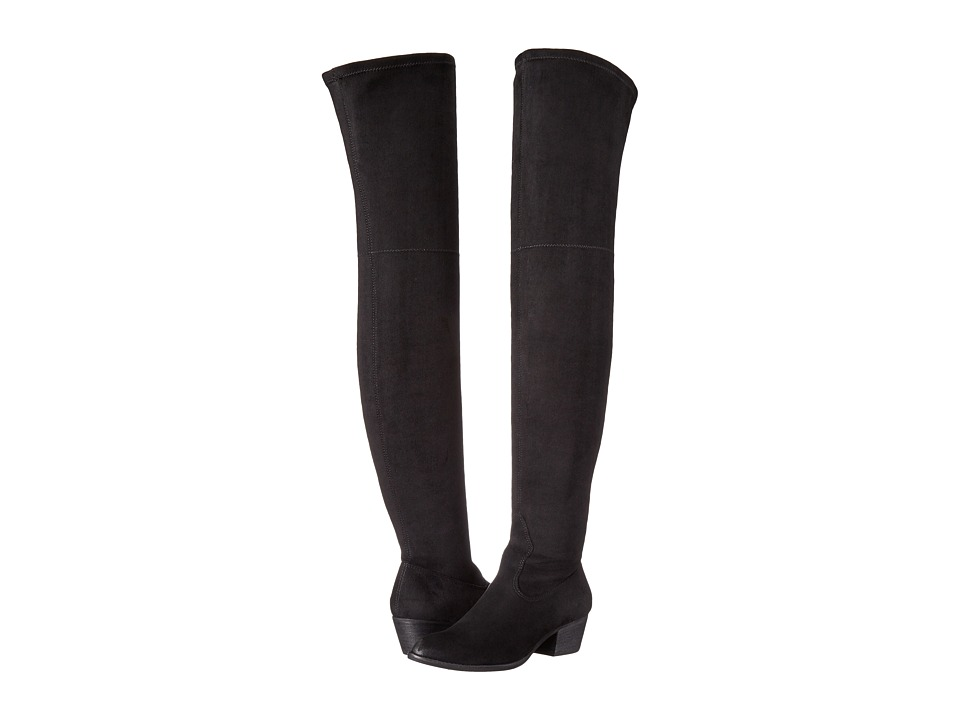 Dolce Vita - Sparrow (Black Stella Suede) Women's Shoes