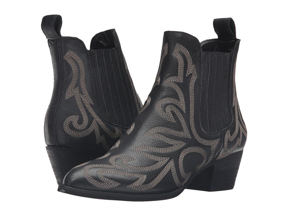 Dolce Vita - Seth (Black Leather) Women's Shoes