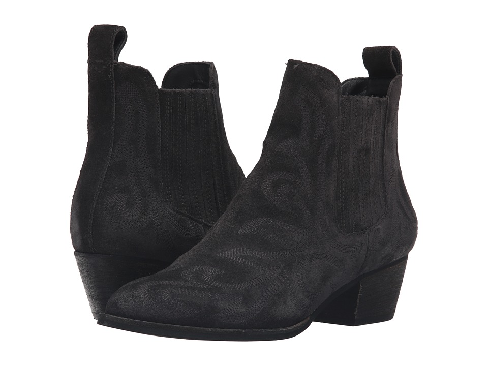 Dolce Vita - Seth (Anthracite Suede) Women's Shoes