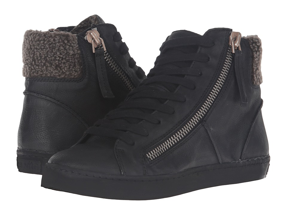 Dolce Vita - Zola (Black Leather) Women's Shoes