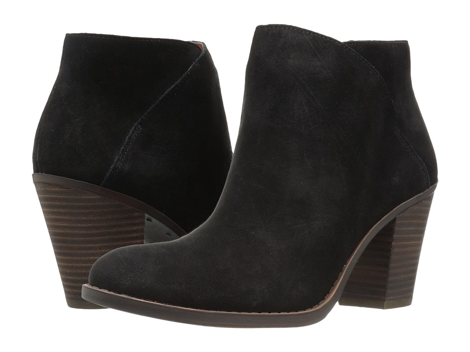 Lucky Brand Eesa (Black) Women