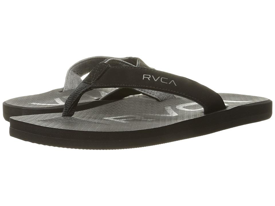 RVCA Subtropic Sandal (Black) Men