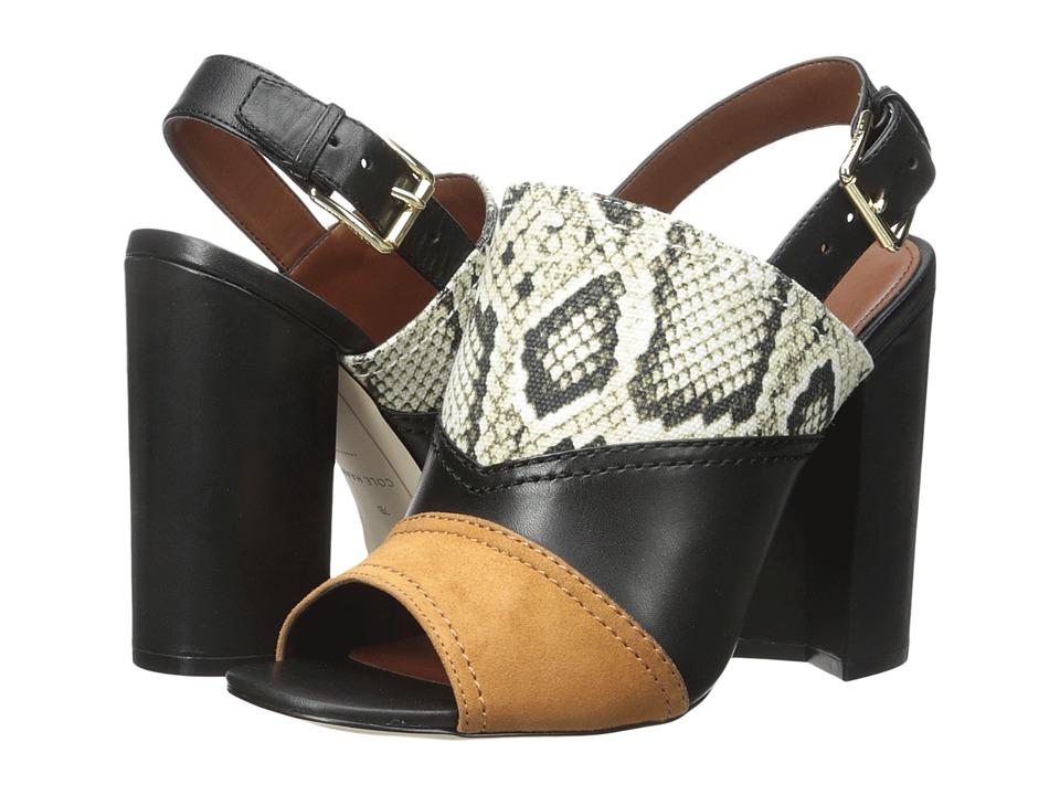 Cole Haan - Tabby High Sandal (Roccia Snake) Women's Sandals