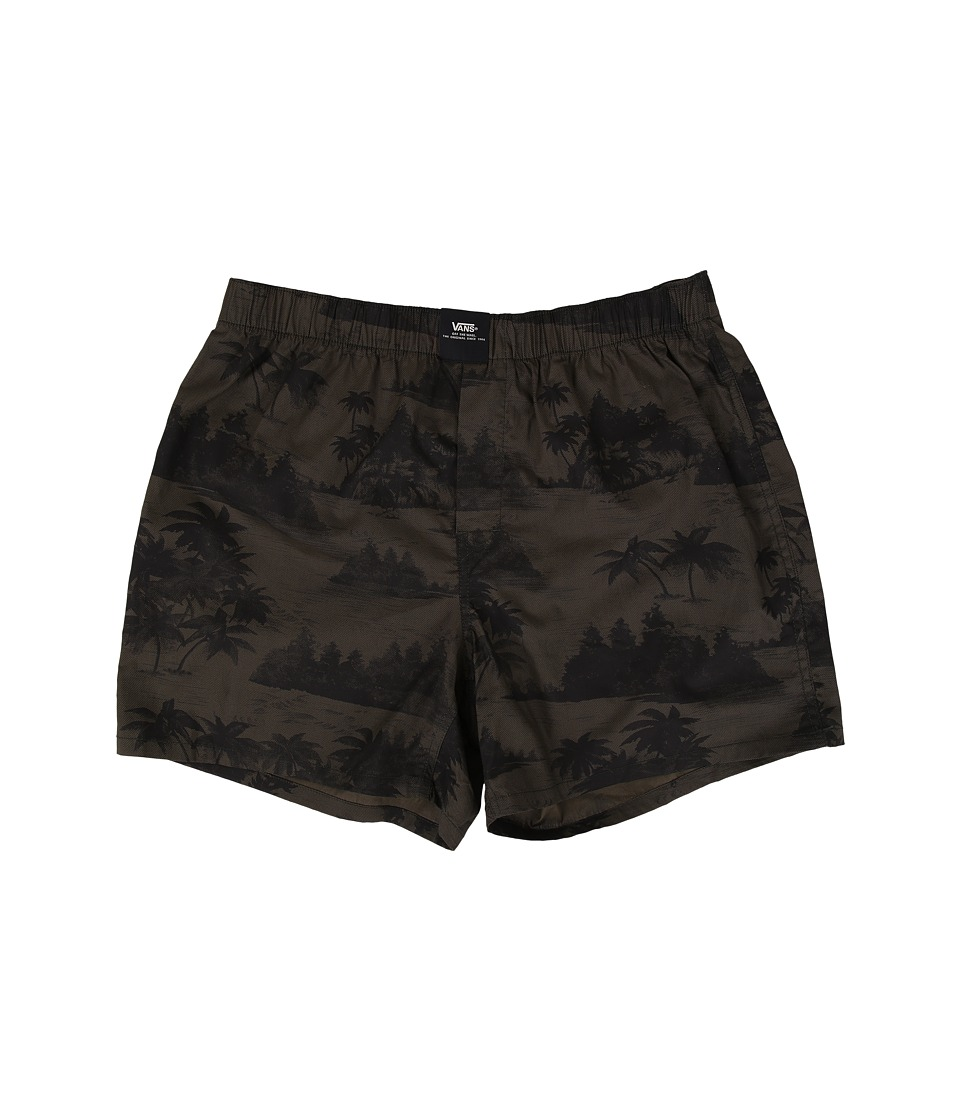 Vans - Old Skool Woven Boxers (Tahoe Floral) Men's Underwear