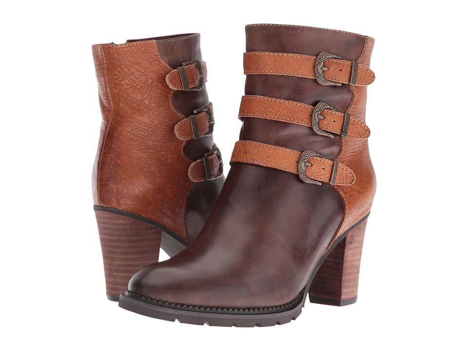Spring Step - Bridie (Taupe) Women's Dress Boots