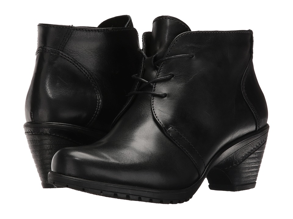 Spring Step - Efisio (Black) Women's Dress Lace-up Boots