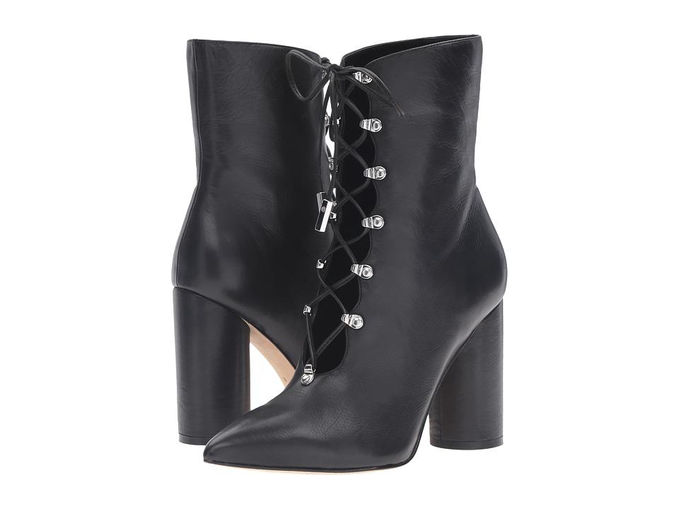 Sigerson Morrison - Knight (Black Leather) Women's Shoes