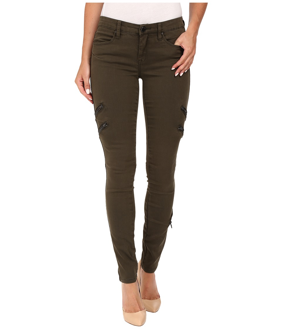 Blank NYC - Utility Skinny in Granite Green (Green) Women's Jeans
