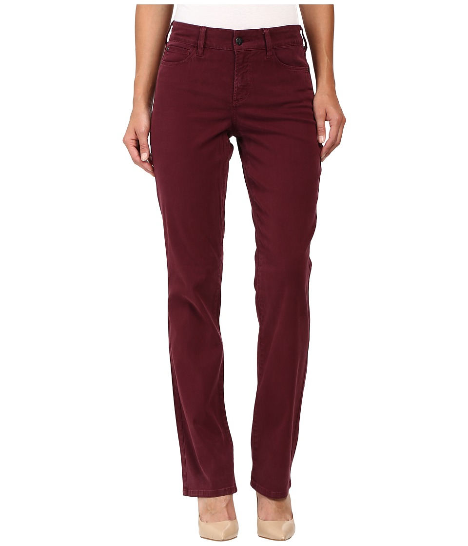 NYDJ - Marilyn Straight (Syrah) Women's Casual Pants