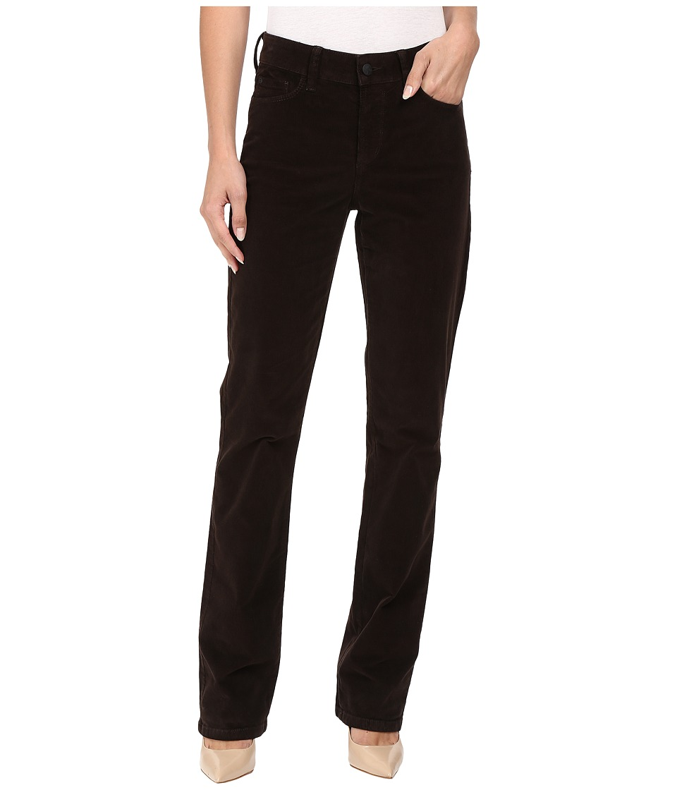 NYDJ - Marilyn Straight Jeans in Corduroy (Molasses) Women's Jeans