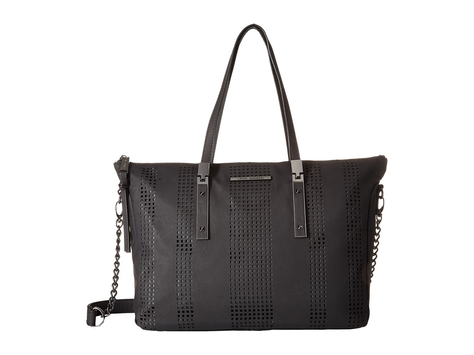 Steve Madden - Bamelie Satchel (Black) Satchel Handbags