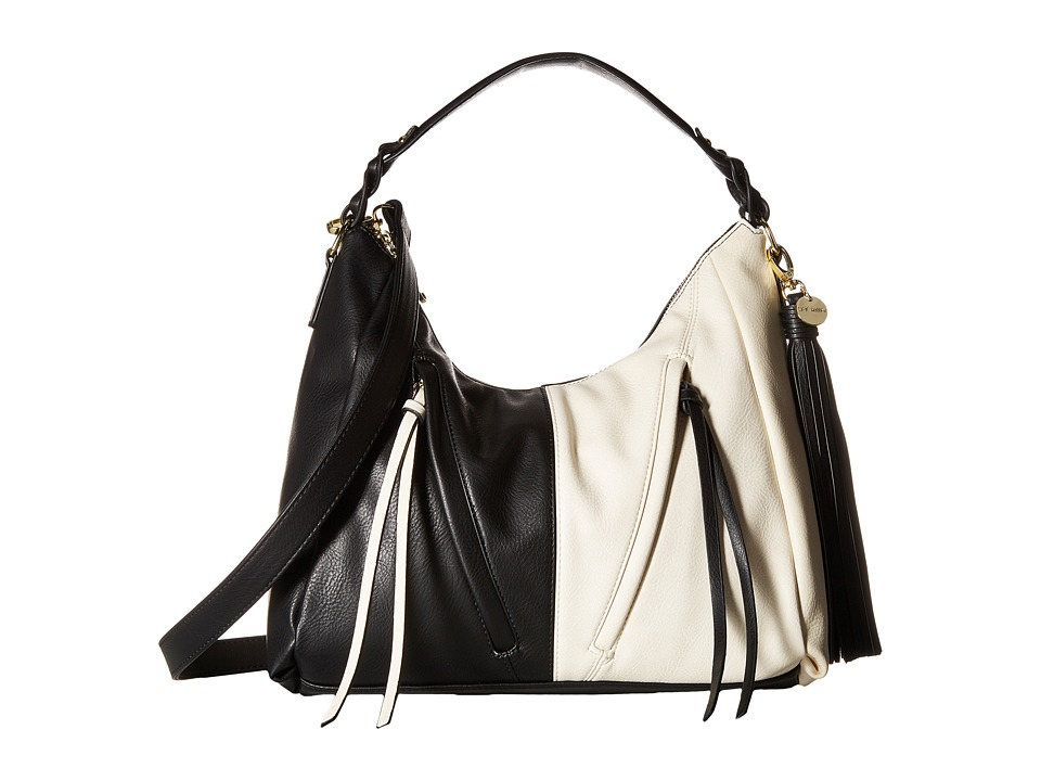 Steve Madden - Bbeckett Hobo (Black/Bone) Hobo Handbags