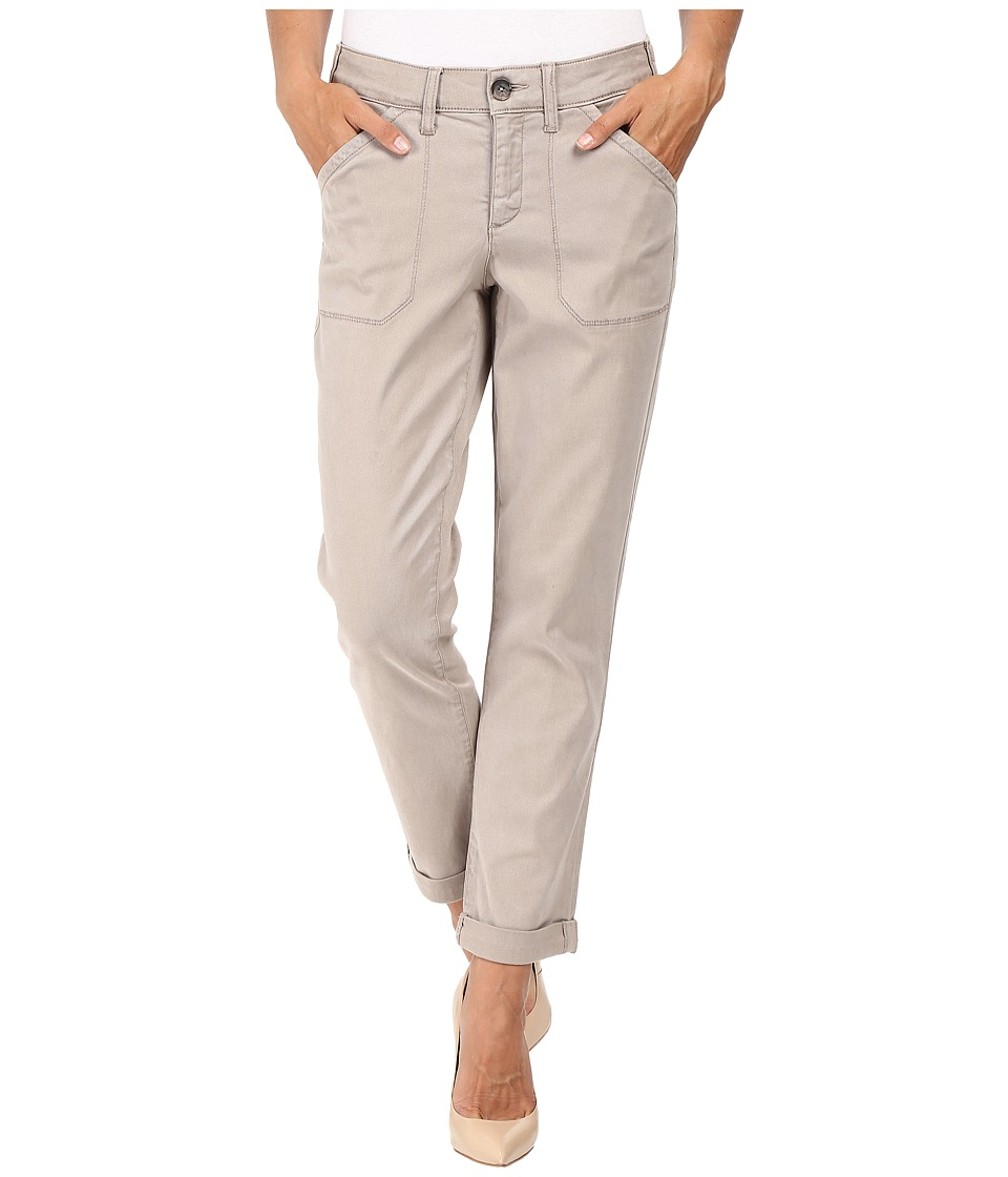 NYDJ - Reese Relaxed Jeans in Colored Chino (Silver Elm) Women's Jeans