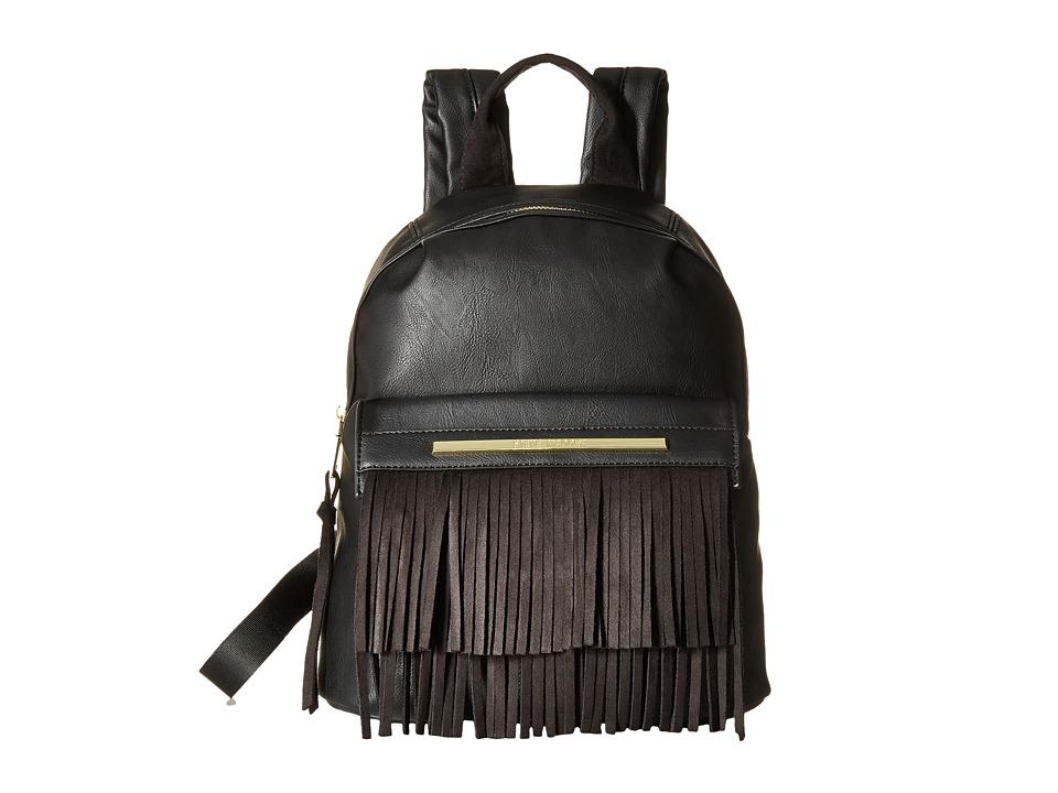 Steve Madden - Mini Sandra Backpack (Black) Backpack Bags