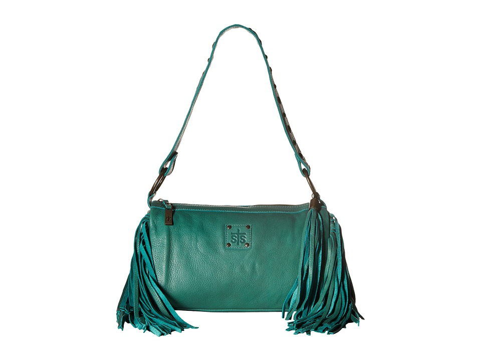 STS Ranchwear - The Mustang Shoulder Bag (Jade) Shoulder Handbags