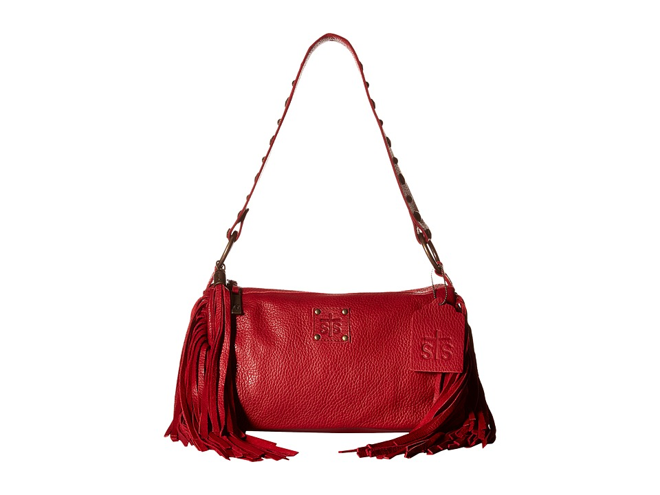 STS Ranchwear - The Mustang Shoulder Bag (Red) Shoulder Handbags