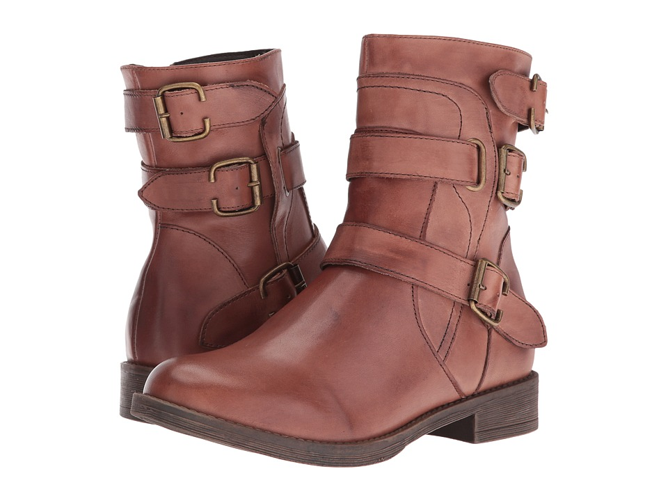 Spring Step - Diony (Brown) Women's Pull-on Boots