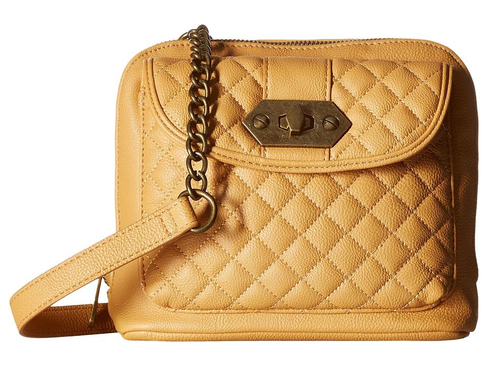 Steve Madden - Bgabby Crossbody (Mustard) Cross Body Handbags