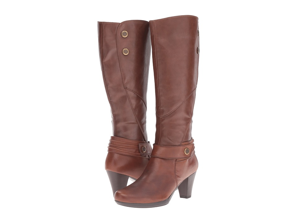 Spring Step - Maley (Brown) Women's Pull-on Boots