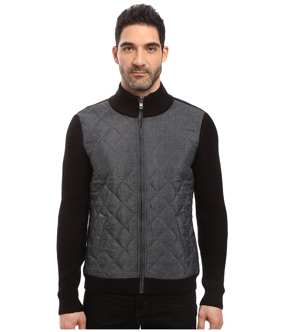 7 Diamonds Gatti Sweater (Graphite) Men
