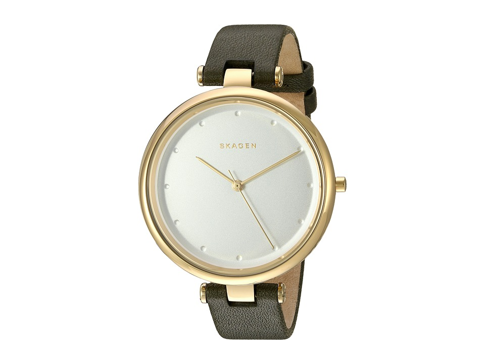 Skagen - Tanja SKW2483 (Black/Gold) Watches