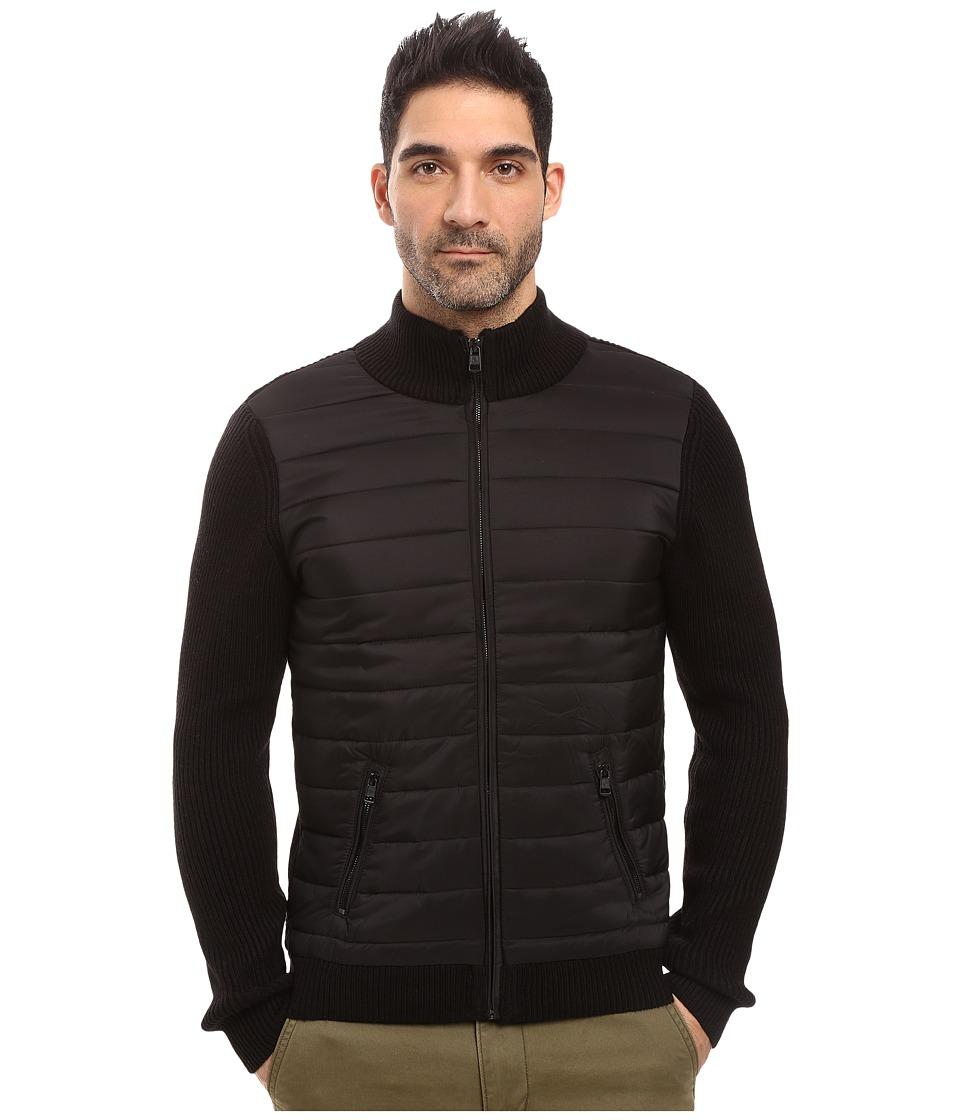 7 Diamonds Tristan Sweater (Black) Men