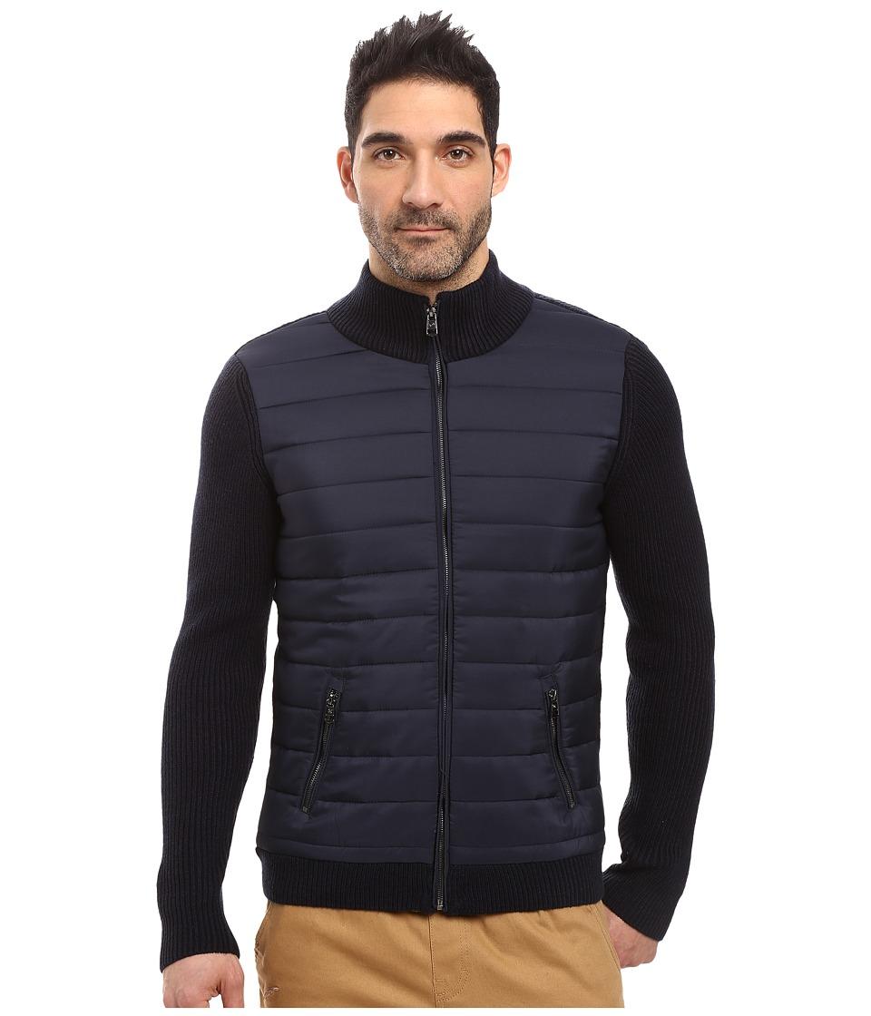7 Diamonds Tristan Sweater (Navy) Men
