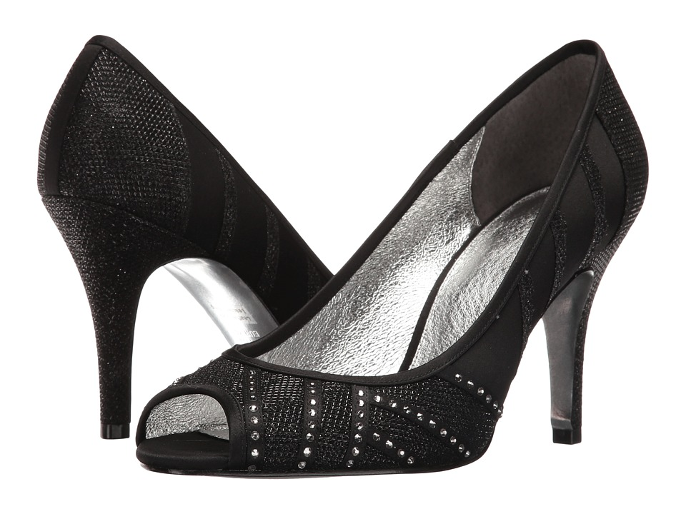 Adrianna Papell - Flair (Black) Women's Shoes