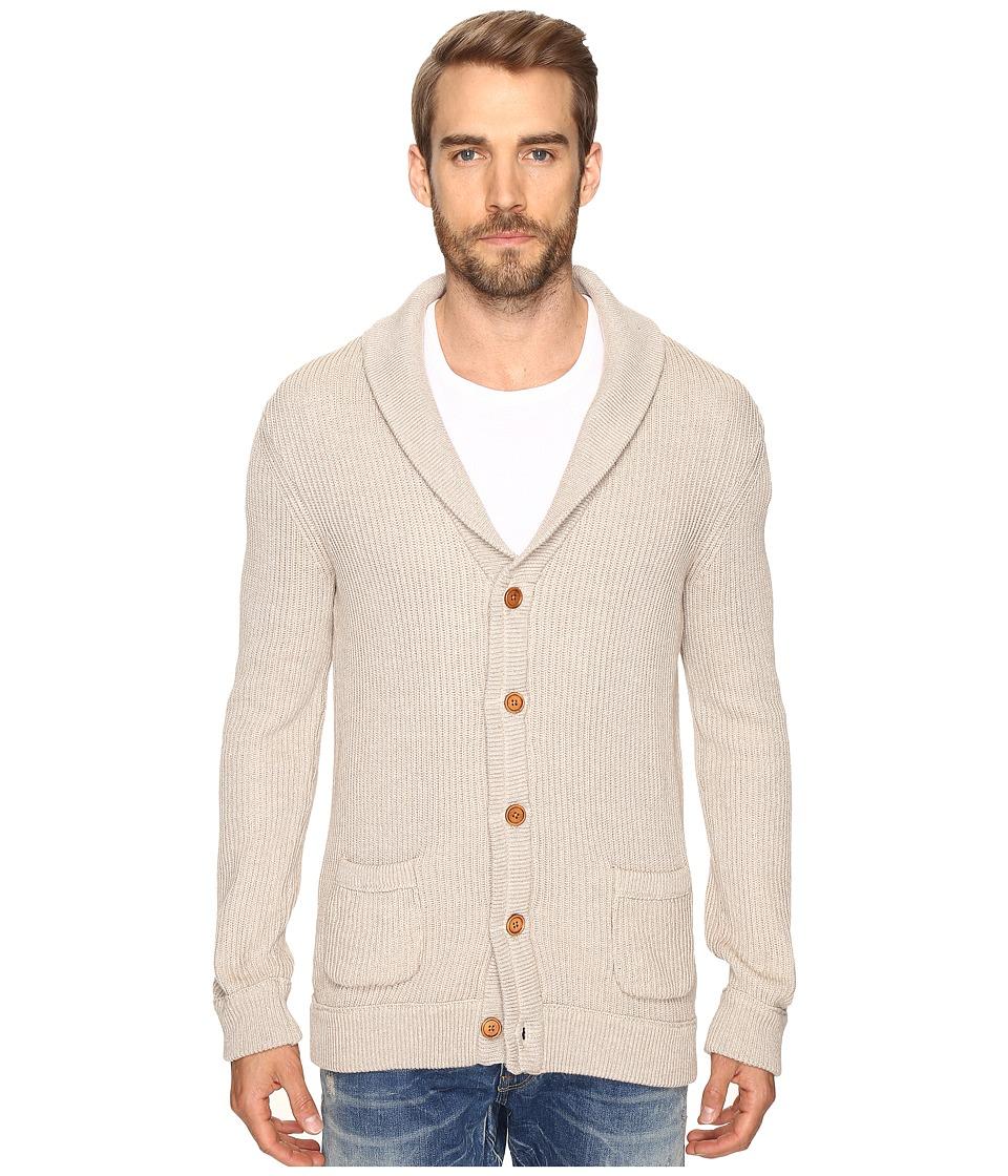 7 Diamonds Johna Sweater (Oatmeal) Men
