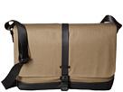 Calvin Klein Coated Canvas Messenger Bag