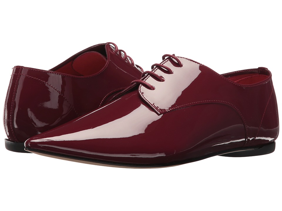 Repetto - Dexter (Drama Red) Women's Lace up casual Shoes