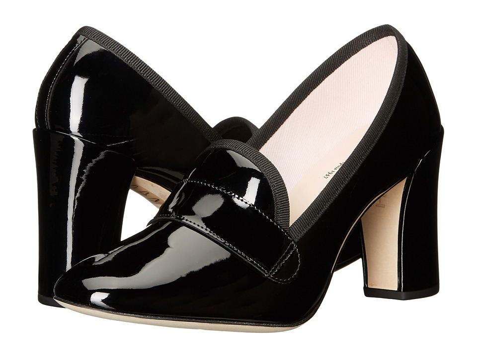 Repetto Edwin (Noir Black) High Heels
