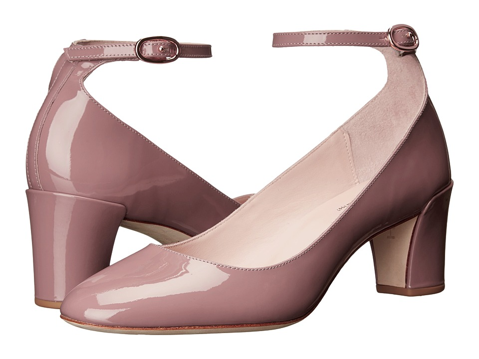 Repetto - Electra (Satin Pink/Taupe) High Heels