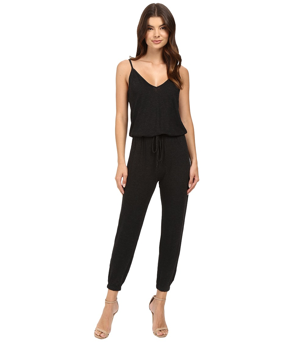 Lanston - Cami Jumpsuit (Black) Women's Jumpsuit & Rompers One Piece