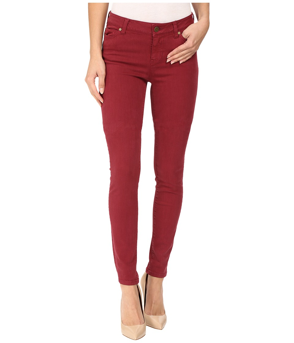 Liverpool - Aiden Skinny in Wine (Wine) Women's Jeans