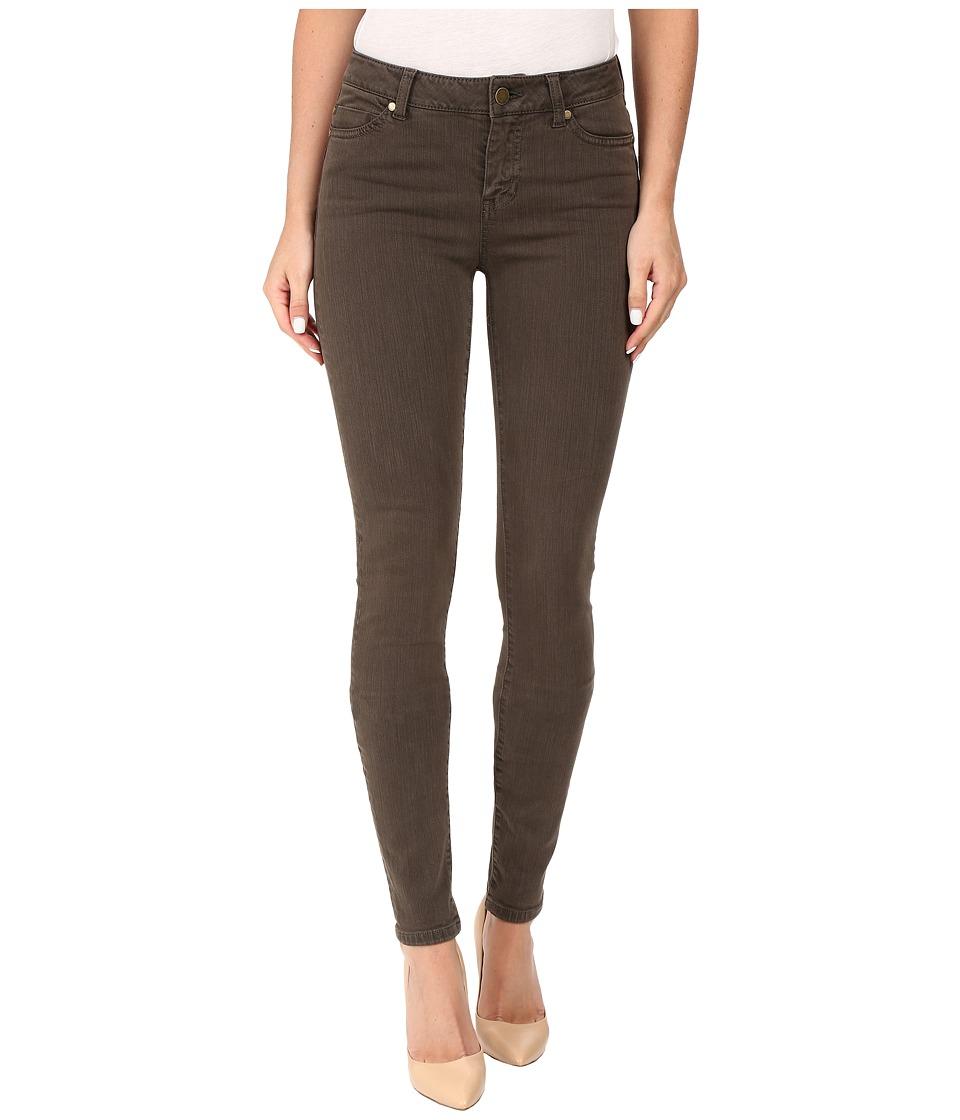 Liverpool - Aiden Skinny in Cypress Dark Olive (Cypress Dark Olive) Women's Jeans